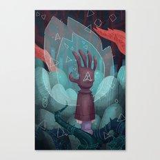The Reach. Canvas Print