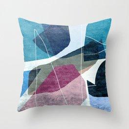 Stueckwerk Throw Pillow