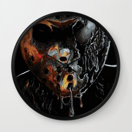 Venom Jason Wall Clock