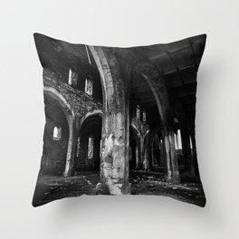 St Lukes Church, Abercarn, South wales, UK - 06 Throw Pillow