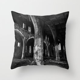 St Lukes Church, Abercarn, South wales, UK - 06 Throw Pillow