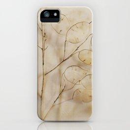 Lunaria iPhone Case