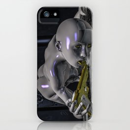 Lick It iPhone Case