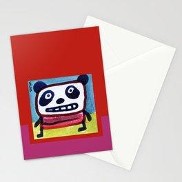 Panda Power Stationery Cards