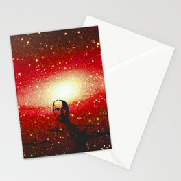 Life's too short to be pissed off all the time Stationery Cards