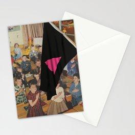 Queer Nation (…Under God) Stationery Cards