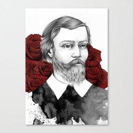 Gregorio de Matos Canvas Print