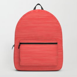 Pastel Red Heather - AetherierPrint Backpack