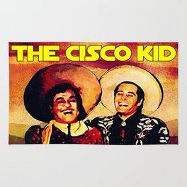 The Cisco Kid Rug