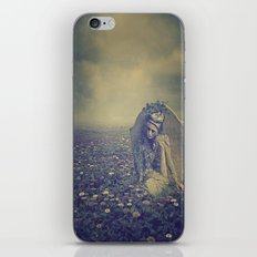 Till death do us part iPhone & iPod Skin