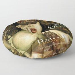 HEIMONA - CARDS FROM VENICE Floor Pillow