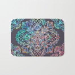 Boho Intense Bath Mat