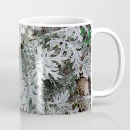 Dusty miller plant Coffee Mug
