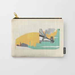 Brooklyn Summer Carry-All Pouch