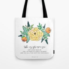 Take My Yoke Tote Bag