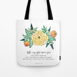 Take My Yoke Tote Bag