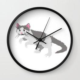 Catasaurus Rex Wall Clock