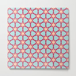 Arabesque V Metal Print