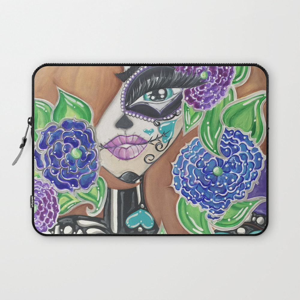 Death Becomes Her Laptop Sleeve LSV7941048