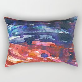 Aquarella Rectangular Pillow