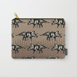 ChocoPaleo: Triceratops Carry-All Pouch