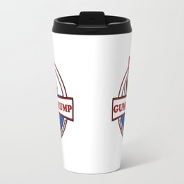 Gump not Trump Travel Mug