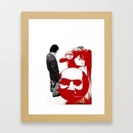 Shuddertown Framed Art Print