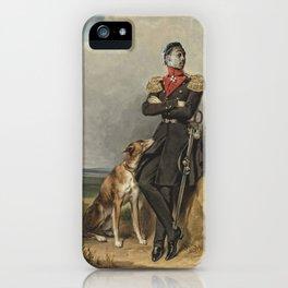 Wiz Khalifa King iPhone Case