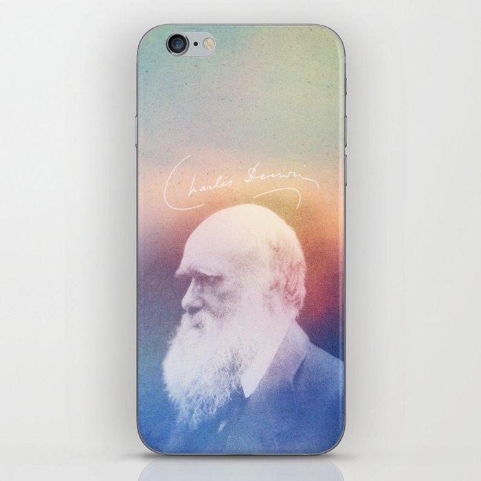 Heart Of Stone. Darwin. 1809-1882. iPhone Skin