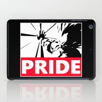 pride iPad Cases featuring Pride by TxzDesign