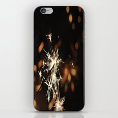 Sparks iPhone & iPod Skin