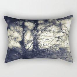 Smoky (Ablaze Uncolored) Rectangular Pillow