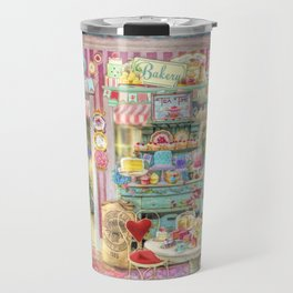 The Little Cake Shop Travel Mug