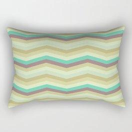 Chevron pattern Rectangular Pillow