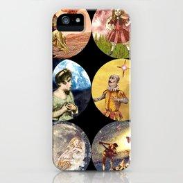 Pocket Portraits iPhone Case