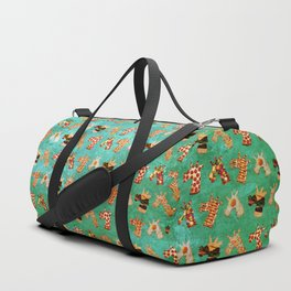 Unicorn Food Duffle Bag