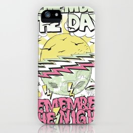 Remember The Day iPhone Case