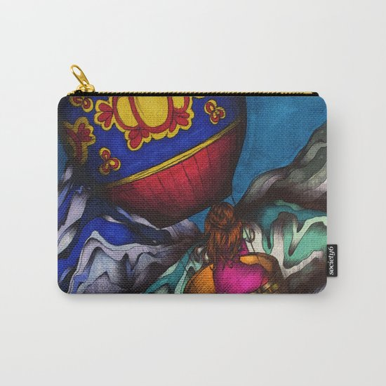 Solo Journey Carry-All Pouch