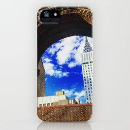 Midtown Rooftop iPhone Case