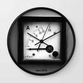 maxx.20 A Wall Clock