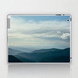 Cedar Breaks Blue Laptop & iPad Skin