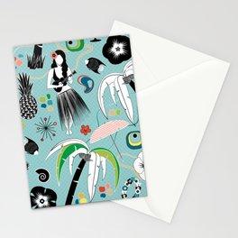 Aloha (Mid century) Stationery Cards