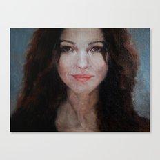 Monica Canvas Print
