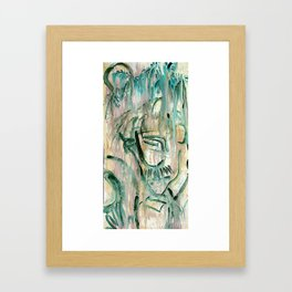 Wito's Lament Framed Art Print