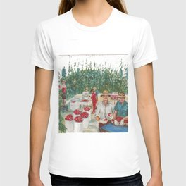 Tomato Growers,Australia             by Kay Lipton T-shirt