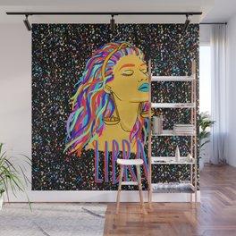 Libra Wall Mural