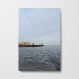 Fells Point Metal Print