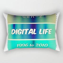 z- igen Rectangular Pillow