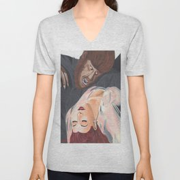 The Beast of Lust Unisex V-Neck