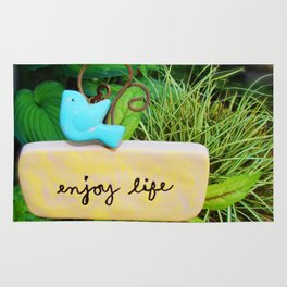 Enjoy Life Rug
